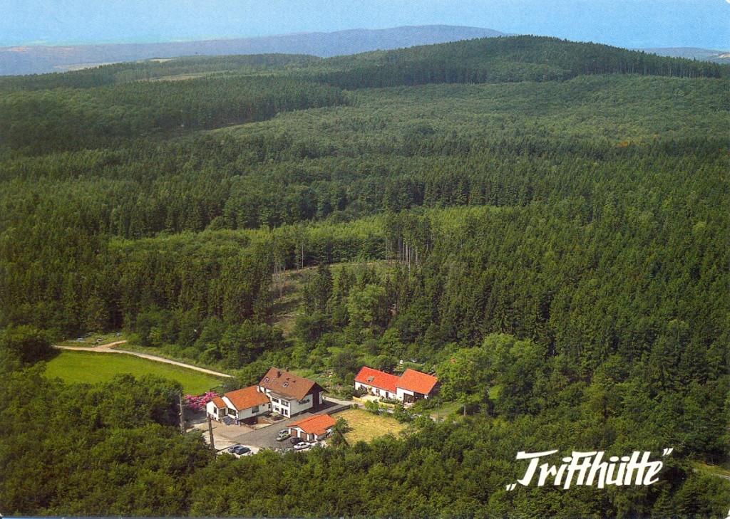 Trifthütte Luftbild 2